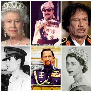 Мировые лидеры