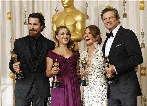 Лауреаты Оскара