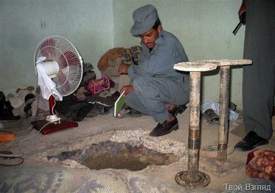 Тюрьма в Кандагаре
