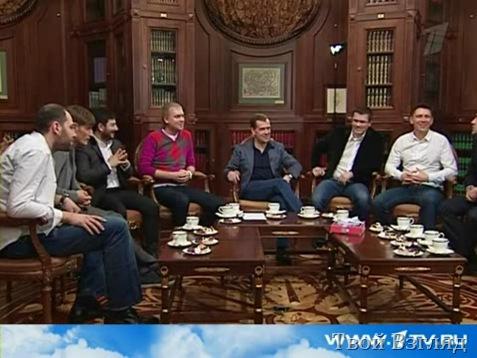 Медведев и Comedy Club