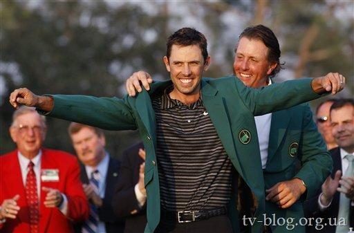 Чемпионы по гольфу