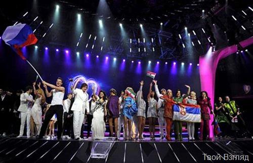 Финалисты Евровидения