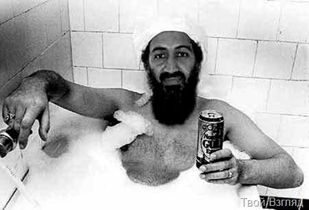 Порнография про Усаму бен Ладена