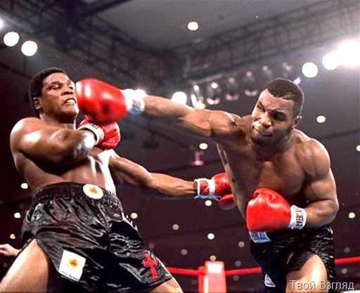 Тайсон включен в Зал боксерской славы