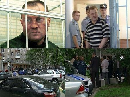 В центре Москвы застрелен Юрий Буданов (видео)