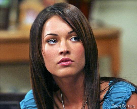 Меган Фокс теперь не самая сексуальная и не участвует в «Трансформерах 3»