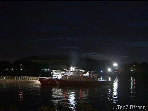 В акватории Москвы-реки продолжается поисковая операция