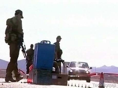 По сообщениям очевидцев из Газы, там началась экстренная эвакуация административных зданий