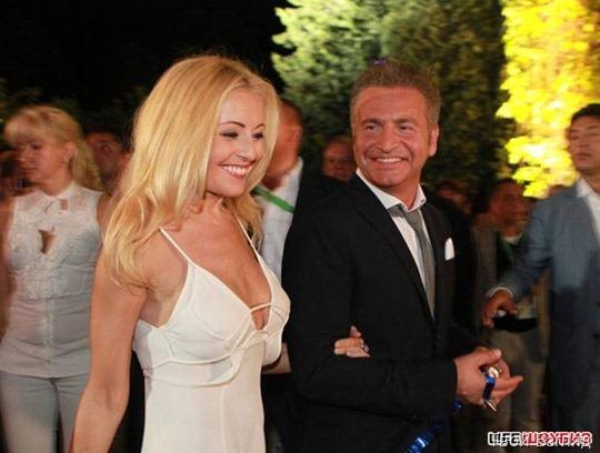 Анжелика Варум и Леонид Агутин по доброй традиции каждый год становятся почетными гостями фестиваля
