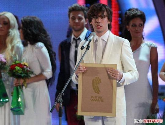 Максим Галкин выступил одним из ведущих на церемонии награждения