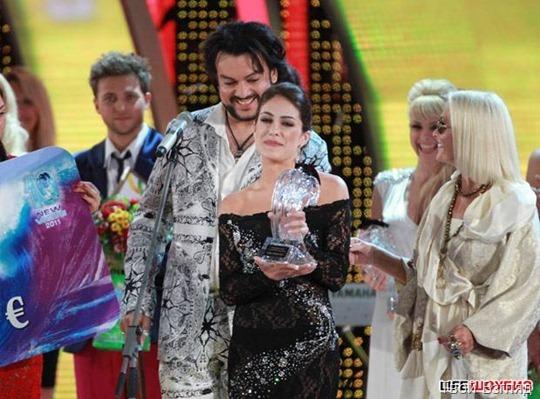 Певица из Украины Мария Собко завоевала второе место и 30 тысяч евро