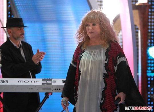Муза фестиваля Алла Пугачева с грустью провожала юбилейный конкурс