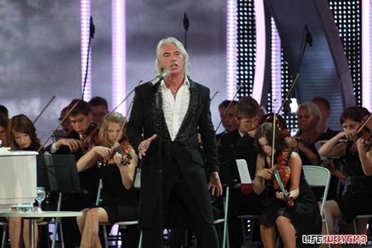 Дмитрий Хворостовский поразил гостей Юрмалы силой своего оперного голоса