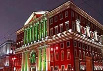 В Москве тестируют новую систему художественной подсветки зданий в центре