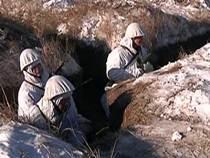 Комбат спас солдата от гранаты