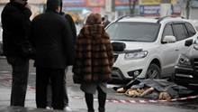Застрелена Ирина Зироян
