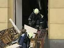 Взрыв ресторана в Питере