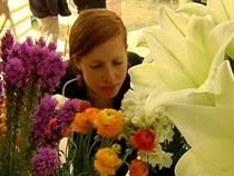 Съедобные цветы из Израиля