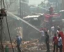 Взрывы на юге Таиланда