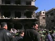 Теракты в столице Сирии