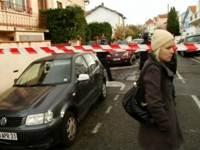 Минута молчания во Франции