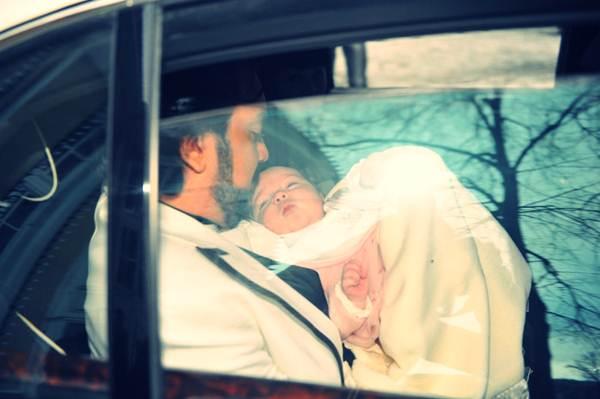 Филипп Киркоров крестил дочь