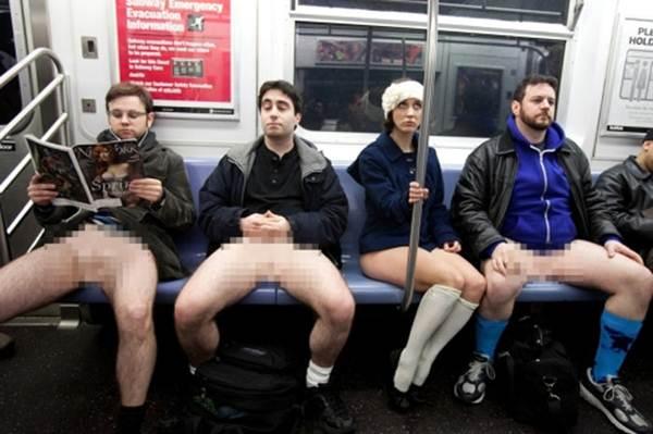Запрет на появление без нижнего белья