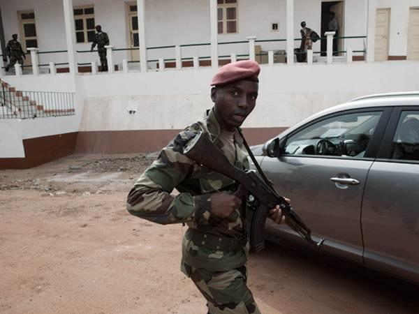 Военный переворот в Гвинее-Бисау