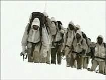 Военнослужащие пропали под лавиной