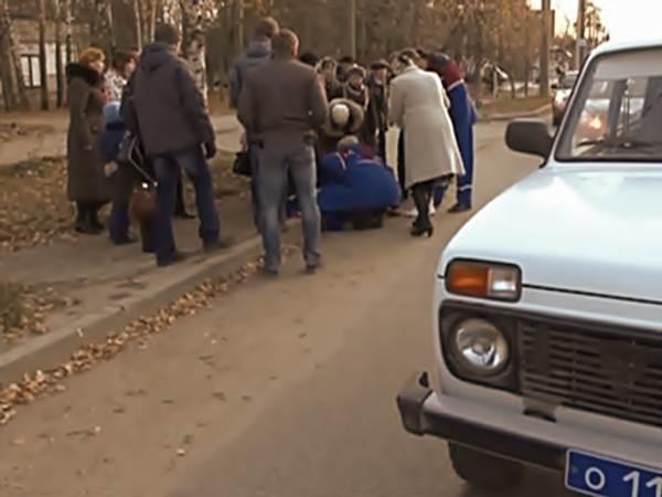 В Москве погибла школьница