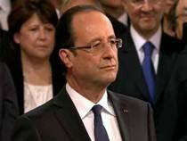 Франсуа Олланд. Новый президент Francois Hollande