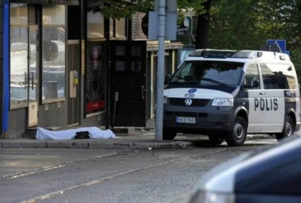 Финский «снайпер» застрелил девушку
