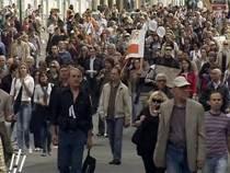 Митинги на Поклонной и Болотной