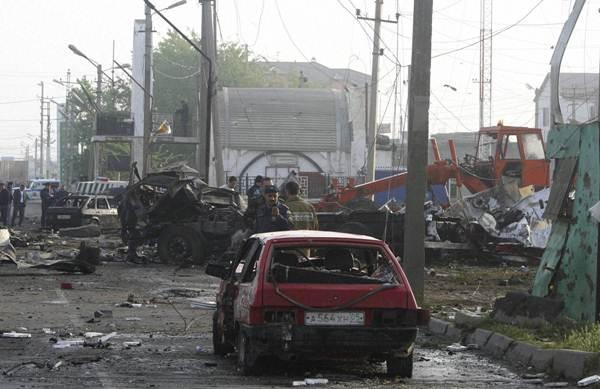 Кто устроил взрывы в Махачкале