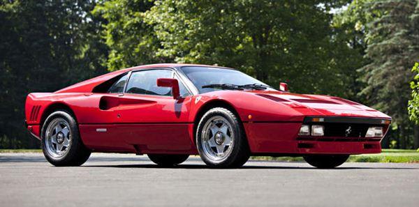 1985 Ferrari 288
