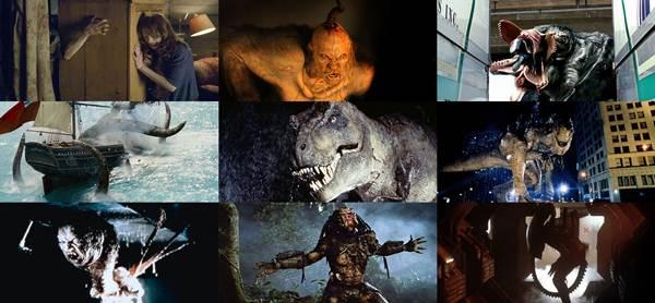 Самые страшные монстры в кино