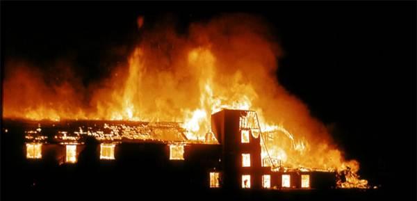 Бывший пожарный поджигал дома