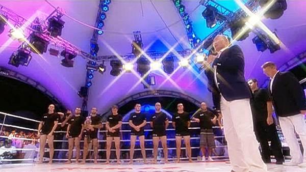 Первый Чемпионат России по смешанным единоборствам в Сочи