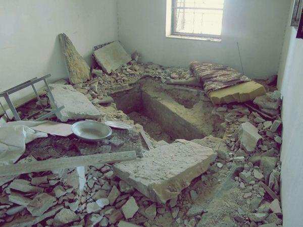 Мечеть разрушили бульдозерами в Ливии. Фотографии вандализма