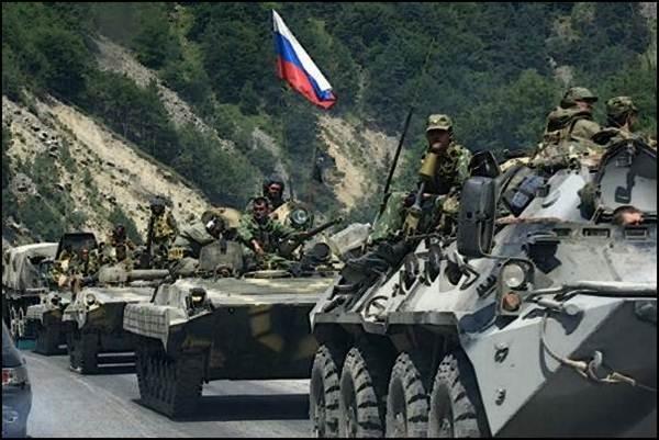 МИД Украины опровергает участие украинцев в войне России и Грузии